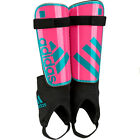 adidas Youth Ghost Shin Guards Solar Pink/Solar Lime AP8346