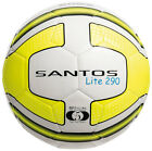 Precision Santos Lite Training Ball 290g - White/Fluo Yellow/Black