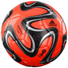 adidas Brazuca Glider Soccer Ball Red/Black F93285