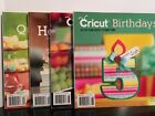 Cricut Magazines:  Back Issues of Quick & Easy, Home Decor, Cards, Birthday