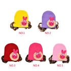 New Baby Girls Warm Knit Hedging Hat Wig Cap Hat Soft Toddler Beanie Caps