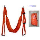 Yoga Swing Sling Hammock Trapeze For Gym Yoga Inversion Tool Large Bearing New