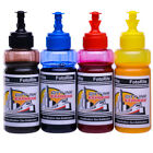 Heat transfer sublimation dye ink refill Ricoh printer 4 x 100ml Free ICC Profie