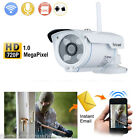 720P Network Wireless IP Camera WIFI Night Vision Motion Detection Security Cam