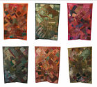 INDIAN Wall Hanging Tapestry Indian Embroidered Patchwork Ethically Sourced
