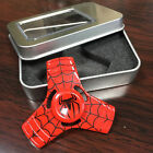 3D Fidget Hand Spinner Shield Toy EDC Focus ADHD Autism The Avengers Spider man