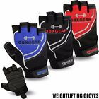 DBXGear Weight Lifting Gloves Training Gym Bodybuilding Fitness