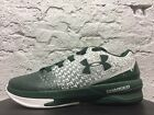 New Men's Under Armour Clutchfit Drive 3 Low Basketball Shoe Green 1274422-107