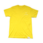Diamond Supply Co - Futura Sign T-Shirt - Banana SALE