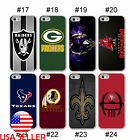 American Football Sports Team IPhone 6 7 7 Plus Phone Silicone TPU case cover #3
