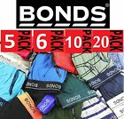 BONDS MENS HIPSTER GUYFRONT TRUNKS Underwear Shorts: 5, 6, 10 or 20 PAIRS S-XXL