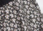 Small field flowers Rayon fabric By The Yard / Floral Dress blouse fabric HR01<*