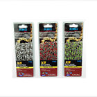"""New KMC X8 1/2"""" x 3/32"""" Vivid Chain 3 Color(White/Green/Red) Bike Bicycle Parts"""