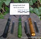 Exotac style Fire steels Firesteels Ferro rod & Spares Ferrocerium EDC Bushcraft