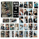 Lot of & Fashion KPOP BTS Bangtan Boys Collective Personal Photo card Lomo Cards