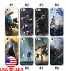 IPhone 6 7 7 Plus Phone Soft Silicone Clear case cover Titanfall video game #2