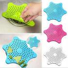 Star Rubber Bath Kitchen Waste Sink Strainer Drain Catcher Cover Uk Seller