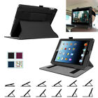 For Apple iPad 2 3 4 Magnetic Case Cover Smart Multi-Angle S