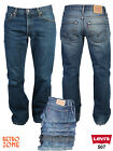 LEVIS 507 JEANS-VINTAGE RAGULAR STRAIGHT FIT DENIM 28 in. to 40 in