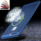 360° Ultra-thin Cooling Hollow Protective Hard Back Case Skin Cover For Huawei