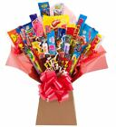 Retro Sweets Bouquet Explosion Tree Gift Hamper Box Perfect Gift Best Ever
