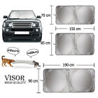 Car Window Sun Shade SUV Front Windshield Truck Visor Large UV Cool Block Cover