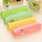 Totoro Pencil Case Studio Ghibli Pen Holder Anime Cartoon Kawaii Students' Gift
