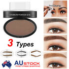 Eyebrow Shadow Definition Makeup Brow Stamp Powder Palette Natural