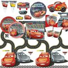 Disney Cars 3 Mcqueen Party Supplies Tableware, Decorations & Balloons