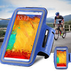 """Armband phone holder Sports Gym Jogging Running 6.5"""" x 3.7"""" for 4s 5s 6s se 6"""