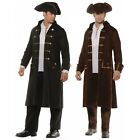 Pirate Coat Set Costume Halloween Fancy Dress