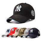 Fashion Men Baseball Bboy Cap Adjustable NY Snapback Sport Hip-Hop Hat