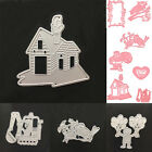 Metal Cutting Dies Stencil DIY Scrapbooking Album Paper Card Embossing Craft  N4