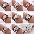 Kyпить &Fashion Women Crystal Stainless Steel Analog Quartz Bracelet Bangle Wrist Watch на еВаy.соm