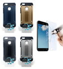 "uk anti-shock hybrid rigid silicone case cover Huawei P10 Lite - 5.2"" NEW"