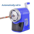 Manual cranked pencil sharpener 5-Points Selector automatically roll in and out