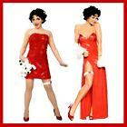 BETTY BOOP 1930's FILM & CARTOON CHARACTER FANCY DRESS COSTUMES INCLUDING WIG $35.0 AUD on eBay
