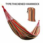 LOT 50 1-2 Person Hammock Stand Outdoor Patio Camping Beach Double+ Bag OY