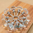 LOT 1000 Crystal Glass Cabinet Knobs Drawer Dresser Knobs Lot Cupboard Handles H