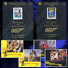 007 James Bond OFFICIAL 50 Years 50th Anniversary 2012 8-Lobby Card Set w/Poster £18.88 GBP