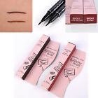 New Waterproof Lady Makeup Beauty Tatoo Pencil Eyebrow Long Lasting Eye Brow Pen