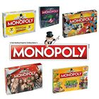 Monopoly Board Games - Limited Edition✔ Entertainment ✔ Junior ✔ Brand New!
