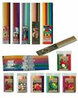 Lia Griffith Extra Fine Crepe Paper 10 Assorted Colours double side 130% stretch