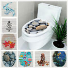 Kyпить New 3D Toilet Seat Wall Sticker Bathroom Decal Vinyl Mural Home Decor US STOCK на еВаy.соm