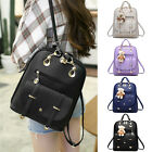 Women's Backpack Travel PU Leather Handbag Satchel Rucksack Shoulder School Bag