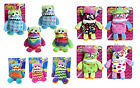Children Worry Monster Plush Soft Toy - Various Designs