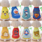 Clothing Shoes - 2017 Summer Various Pet Puppy Small Dog Cat Pet Clothes Vest T Shirt Apparel