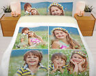 Digital Personalized Photo Printed Duvet Cover Bed Set Single,Double,King,S-King