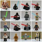 Star,Clone Wars Rogue one,Last Jedi,Darth Vader,Han Solo,Leia,Luke, Fit Lego £3.19 GBP
