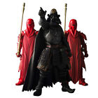 19cm Star Wars Movie Realization Samurai Royal Guard Stormtroop PVC Figure Boxed £19.99 GBP